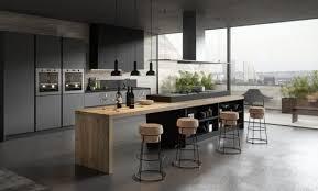 cuisine moderne italienne cuisine moderne design avec ilot free agrable cuisine moderne avec