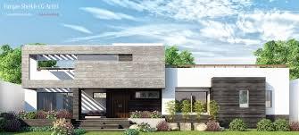 contemporary residence by ahsan farhan associates 2 kanal house
