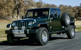 jeep j8 military build a business case tell jeep what you want in a wrangler pickup
