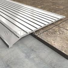 Aluminum Door Thresholds Exterior High Quality Transitional Threshold Wheelchair Accessible Www