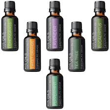 Essential Oil Amazon Amazon Com Aromatherapy Top 6 100 Pure Therapeutic Grade Basic