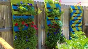 15 recycled pallet planter ideas for a unique garden garden