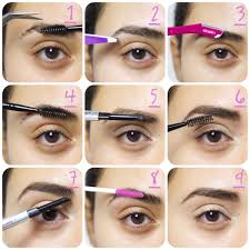 full eyebrow routine for naturally full eyebrows u2013 makeup foundry