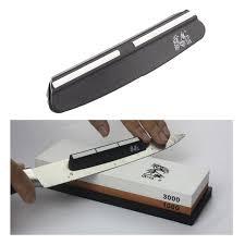 sharpening angle for kitchen knives aliexpress com buy hot black plastic ceramic reusable knife