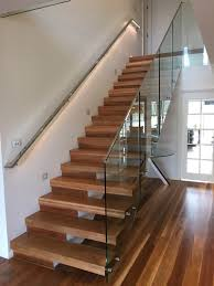 Stairs With Open Risers by Open Riser Stair Case Gallery Tullipan Homes