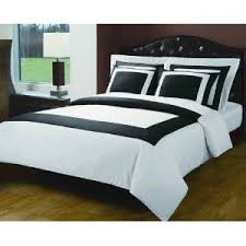 magnificent black and white full size bedding sets m59 on home