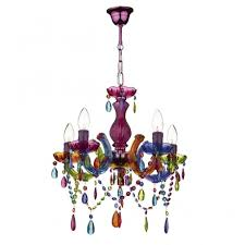 Multi Coloured Chandeliers Modern Multi Coloured Ceiling Chandelier Great For Bedroom