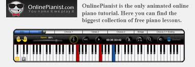 tutorial piano simple onlinepianist com simple way to learn piano online webapprater