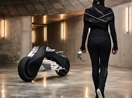 bmw mototcycle bmw s motorrad vision next100 concept motorcycle doesn t drive