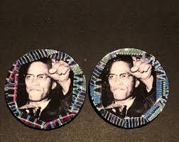 tupac earrings earrings