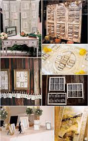 idã e plan de table mariage idees plan de table mariage miroir volet cadre fenetre vintage