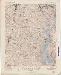 Road Map Of South Carolina South Carolina Historical Topographic Maps Perry Castañeda Map