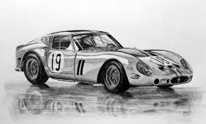 car ferrari drawing ferrari 250gto drawing by pavee12120 on deviantart