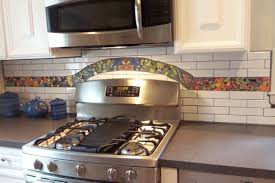 kitchen backsplash mosaic tile backsplash ideas extraordinary mosaic subway tile backsplash