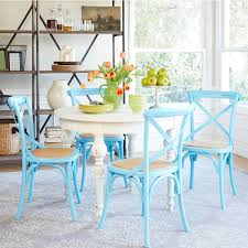 Beachy Dining Room Sets by Kitchen Chairs Respect Turquoise Kitchen Chairs J Natural