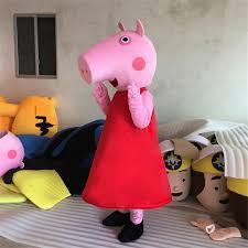 aliexpress com buy high quality pink pig cartoon character