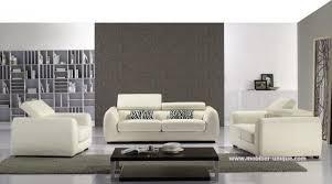 ensemble canape cuir ensemble canapés en cuir italien haut de gamme 3 1 places attica