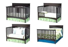 Converting Crib To Toddler Bed Manual Crib To Bed Conversion C7n1 Me