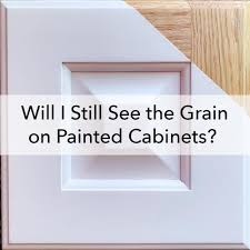 what paint to use on oak cabinets will i see the grain on painted cabinets paper moon painting