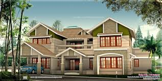 exterior design of 4050 sq ft house kerala home design and floor