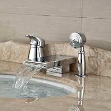 popular bath faucet waterfall buy cheap bath faucet waterfall lots