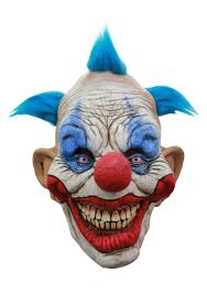 clown costumes spirit halloween dammy the clown mask
