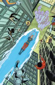 Dc Comics World Map by Converse Convergence Finale Part 1 Of 2 Week 8 Of Dc Comics U0027 2015
