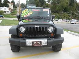 2010 jeep sport used 2010 jeep wrangler sport at the auto gallery
