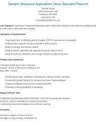 ultrasound resume 235 best resame images on html and career