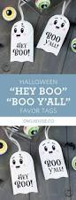halloween u201chey boo u201d and u201cboo y u0027all u201d ghost printable favor tags