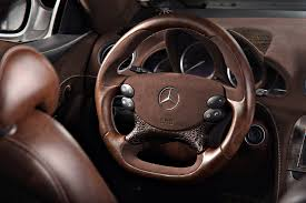 mercedes benz sl gets new interior by vilner 7