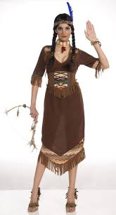 Indian Halloween Costume Women Girls Costumes Halloween Buycostumes Halloween Costumes