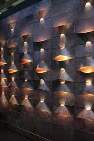 Copper Walls Copper Wall Interior Waterfall For Interior Decorating Ideas