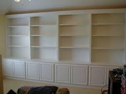 bedroom elegant full wall shelving units ikea wall units design