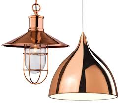 Copper Pendant Lights Lights From Easy Lighting