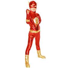 Halloween Costumes Superheros Aliexpress Buy Kids Flash Costume Boys Children Man