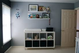 Baby Nursery Bookshelf Table Picturesque Tranquility Spot Baby Nursery Update Bookshelf