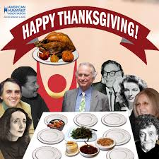 thanksgiving non prayers for humanists thehumanist