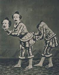 creepy costumes creepy vintage 34 photos of clowns you might not