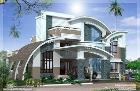 Home Plans Designs Photos Kerala by Modern Mix Luxury Home Design Kerala House Plans 85039