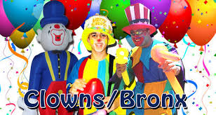 party clowns in the bronx clowns in nyc clowns 4 kids