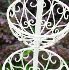 cheap foreign trade american country wrought iron garden ornaments