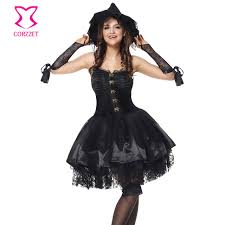 witch costume black magic moment evil sorceress play witch costume