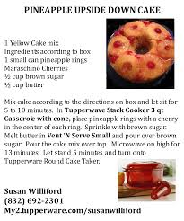 tupperware pineapple upside down cake visit my website for more