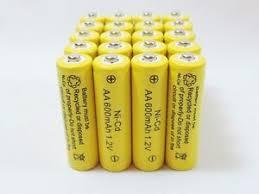 rechargeable aa batteries for solar lights solar light batteries ebay