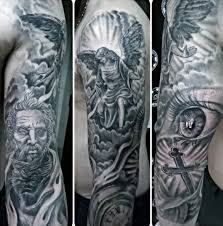 100 religious tattoos for sacred design ideas