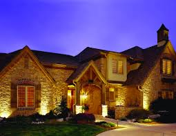 Landscape Flood Light by Gallery Landscape Lighting Portfolio Bluegrass Inc