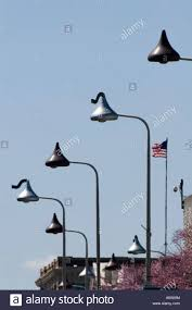 Hershey Pennsylvania Map Street Lights Shaped Like Chocolate Kisses In Company Town Of