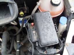 ford transit forum u2022 view topic mk 7 fuse details fuse box location