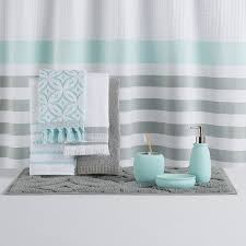 Blue Ruffle Shower Curtain Picture 6 Of 35 Beach Themed Shower Curtain Beautiful 94 Lush